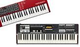 Syntezátory, varhany, virtuální nástroje
