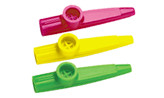 Kazoo a další foukací nástroje