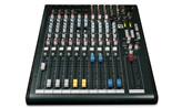 Mixážní pulty pro broadcast