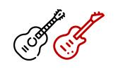 Dárky pro kytaristy