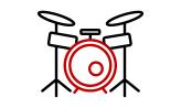 Dárky pro bubeníky