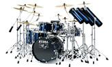 Kompletní bicí soupravy