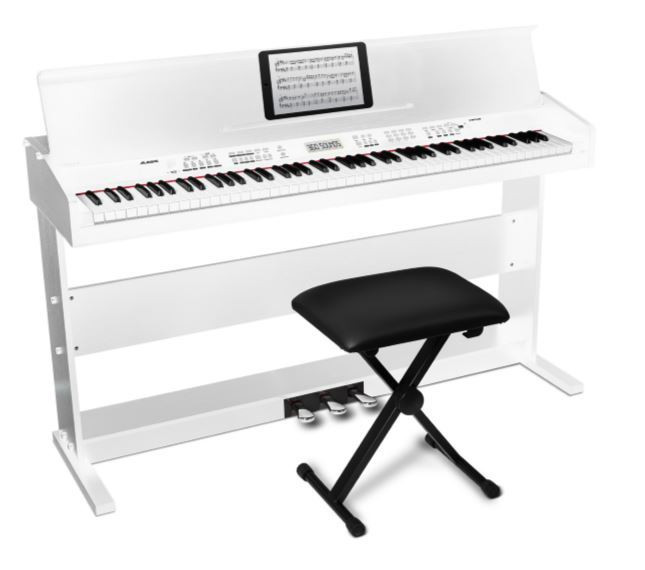ALESIS Virtue - White