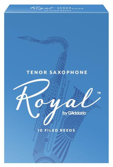 RICO RKB1010 Royal - Tenor Sax 1.0 - 10 Box