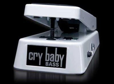 DUNLOP CryBaby Bass Q