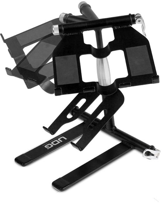 UDG Creator Laptop/Controller Stand Aluminium Black