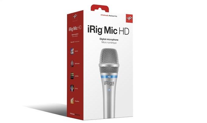 IK MULTIMEDIA iRig Mic HD - Silver