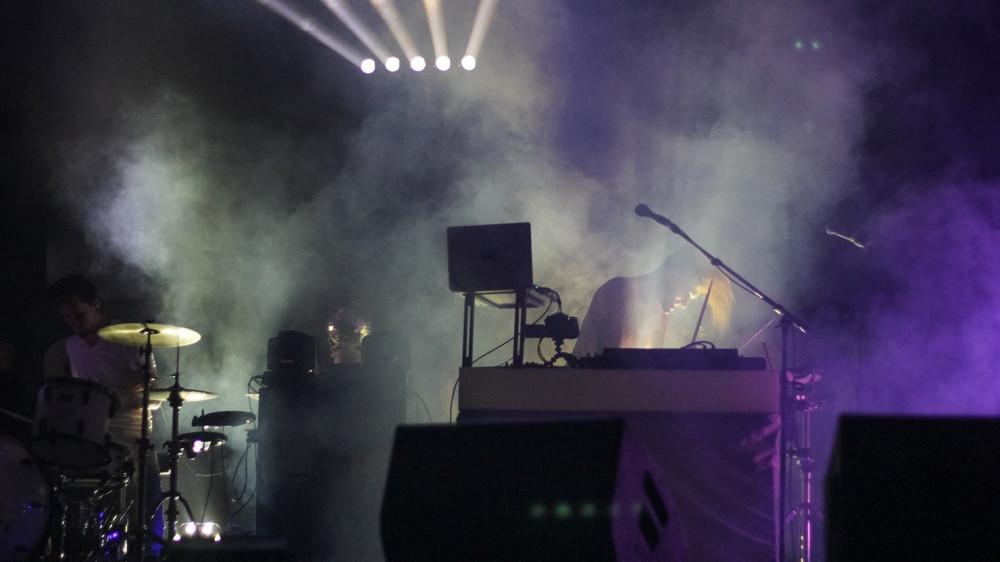 CHAUVET DJ Hurricane Haze 4D