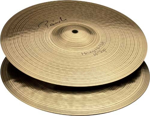 PAISTE Signature Heavy Hi-hat 13""