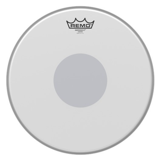 "REMO Emperor X Coated 14"" BX-0114-10"