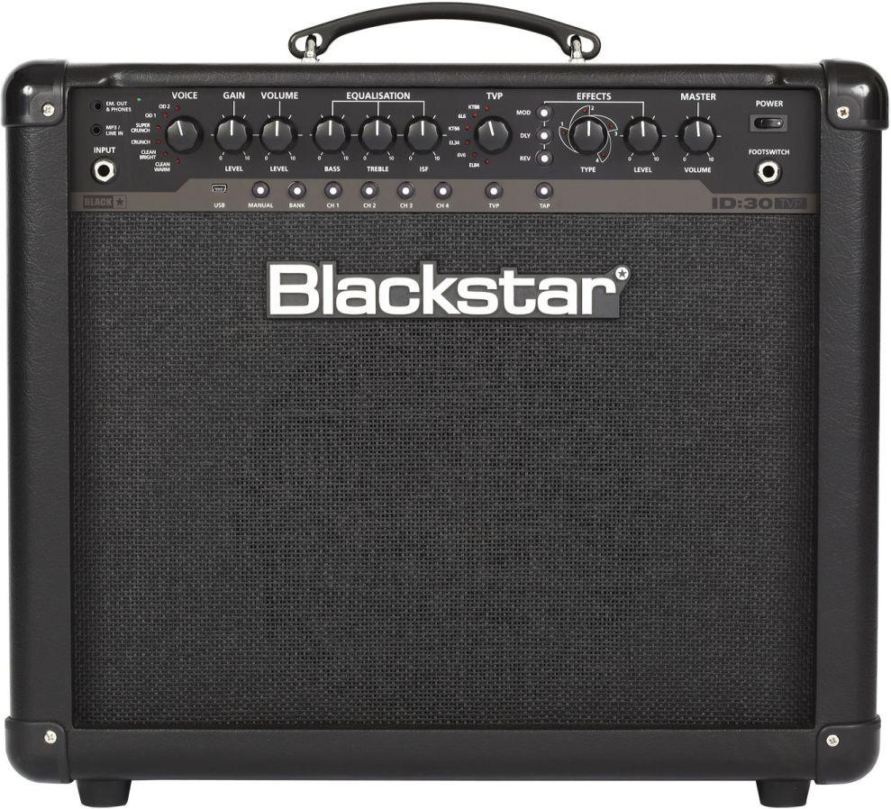 BLACK STAR ID 30TVP