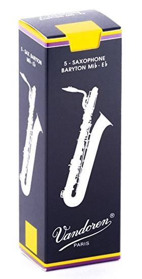 VANDOREN SR245 Traditional - Baryton saxofon 5.0