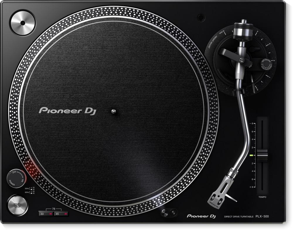 PIONEER DJ PLX-500-K