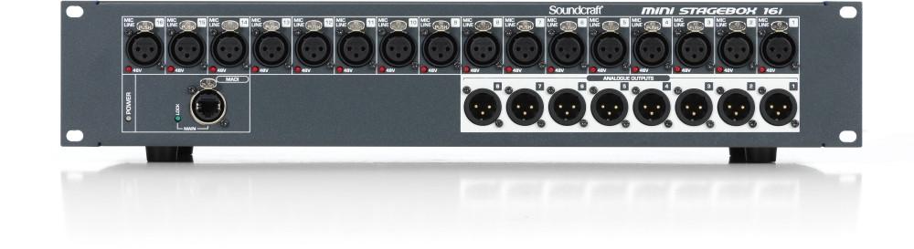 SOUNDCRAFT Mini Stagebox 16i