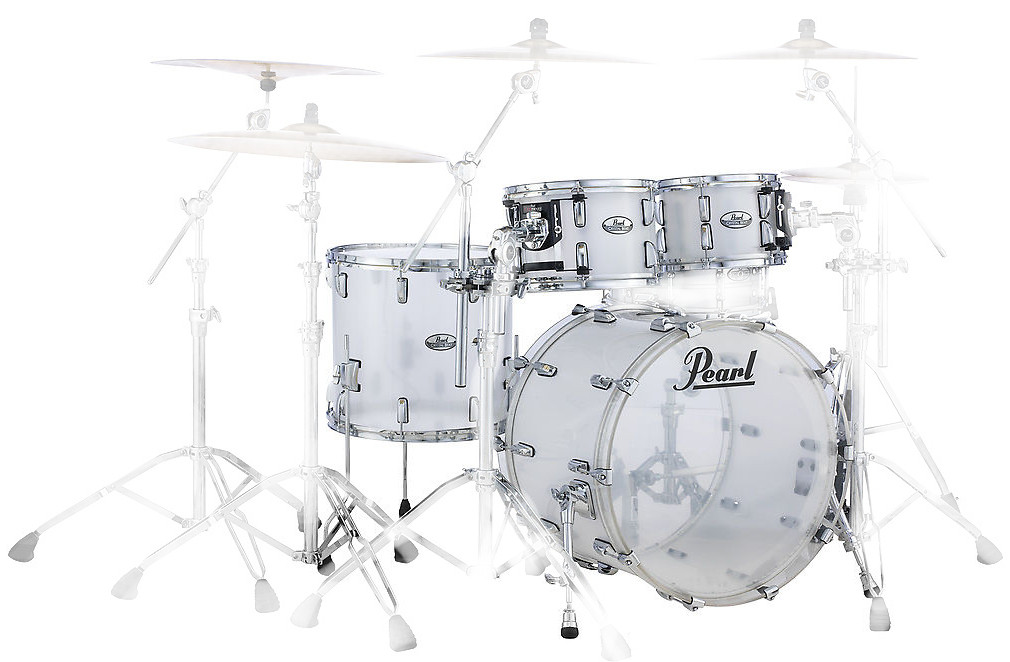 PEARL CRB524P Crystal Beat - Frosted Acrylic LTD