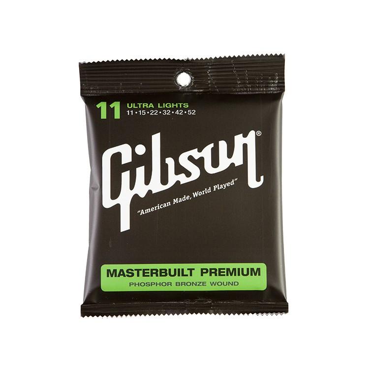 GIBSON Masterbuilt Premium - .011 - .052