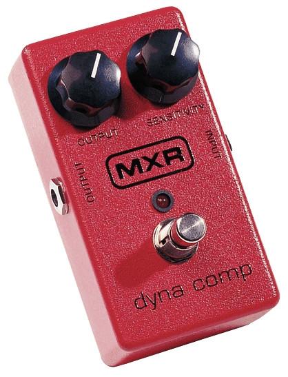 DUNLOP MXR Dyna Comp
