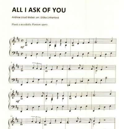 PUBLIKACE Slavné melodie 6 v lehké úpravě pro klavír + CD