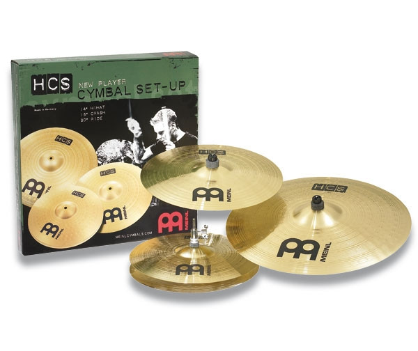 MEINL HCS 141620 Complete Set