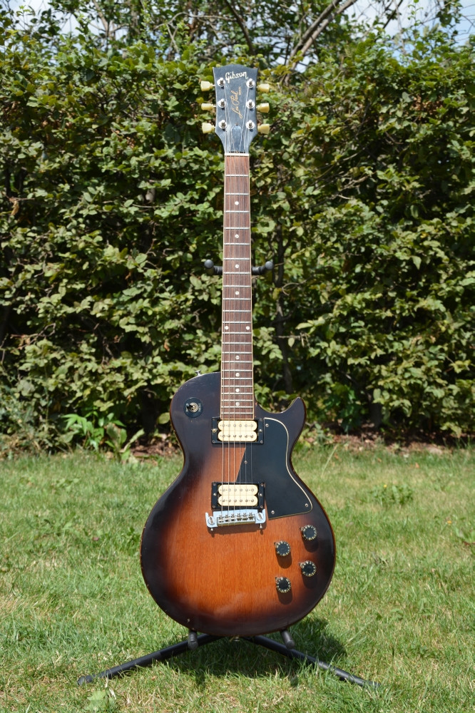 Gibson Les Paul Special (r.v. 1974), snímače DiMarzio