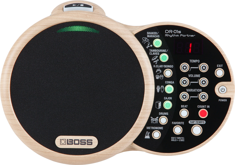 BOSS DR-01S Rhythm Partner