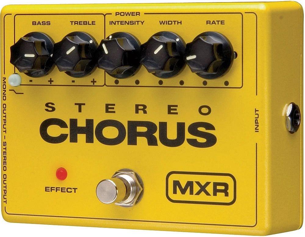 DUNLOP MXR Stereo Chorus