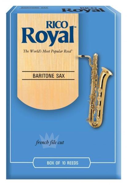 RICO RLB1025 Royal - Bari Sax 2.5 - 10 Box