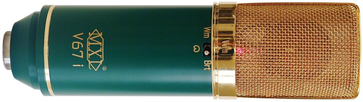 MXL V67i Dual Capsule