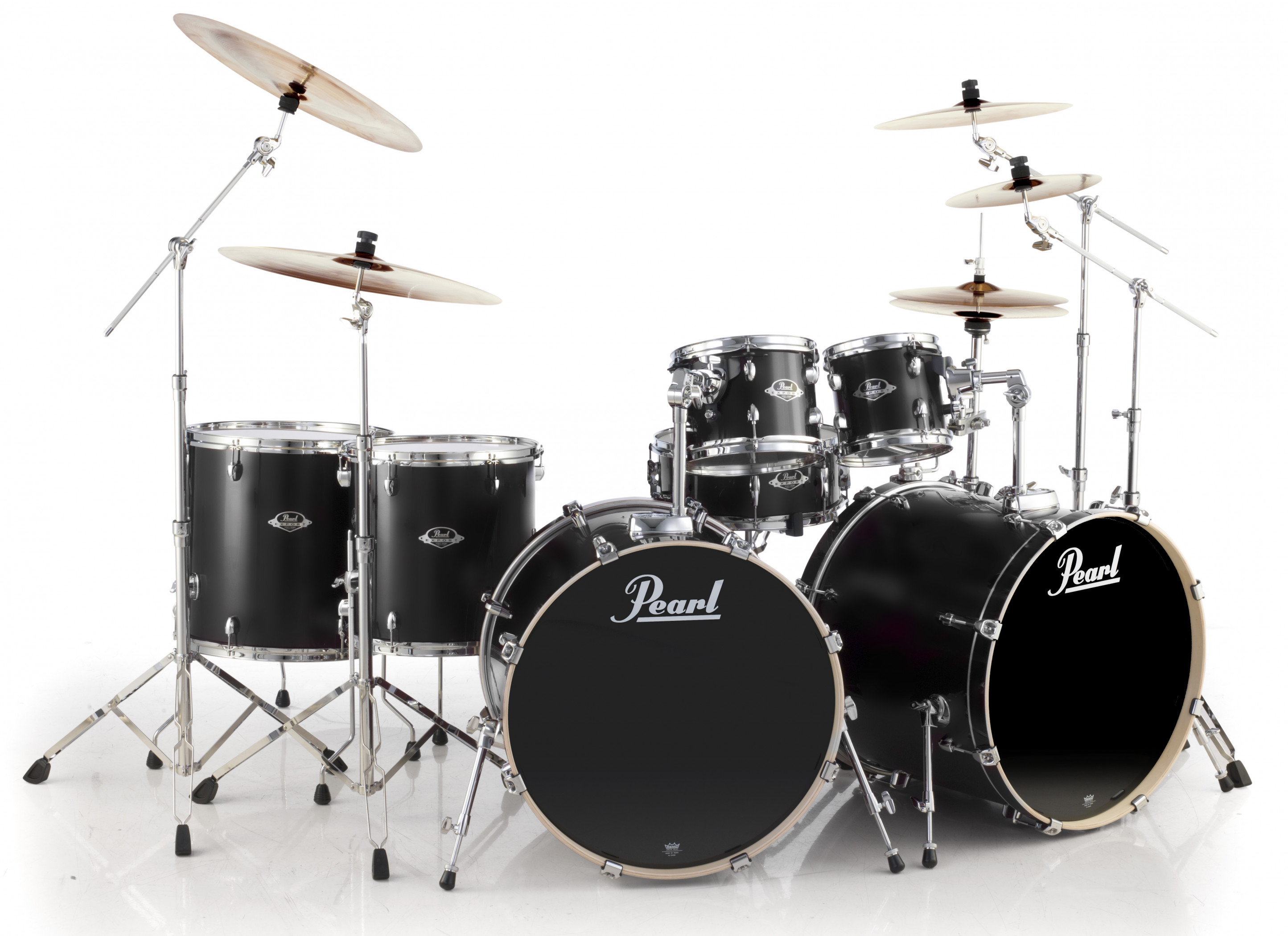 PEARL EXL727SP Export Lacquer - Black Smoke