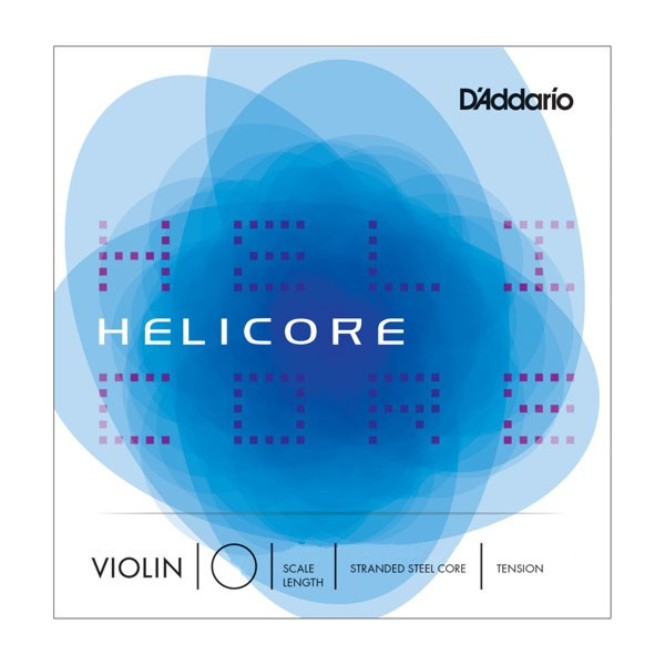 D´ADDARIO - BOWED Helicore Violin H312 4/4M