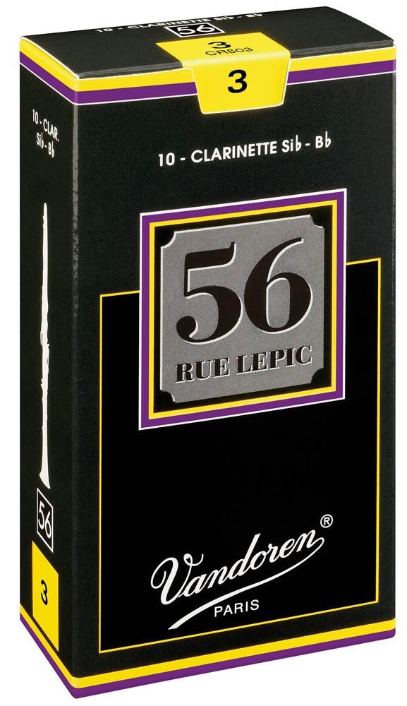 VANDOREN CR5035 56 rue Lepic - Bb klarinet 3.5