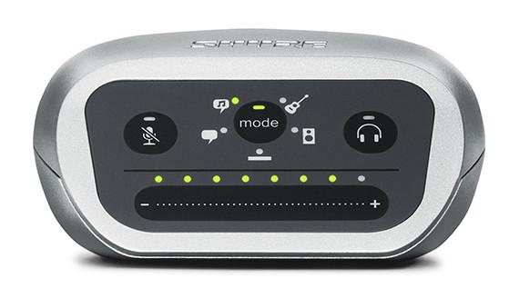 SHURE MOTIV MVI/A-LTG