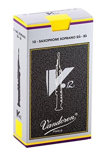 VANDOREN SR603 V12 - Sopran saxofon 3.0