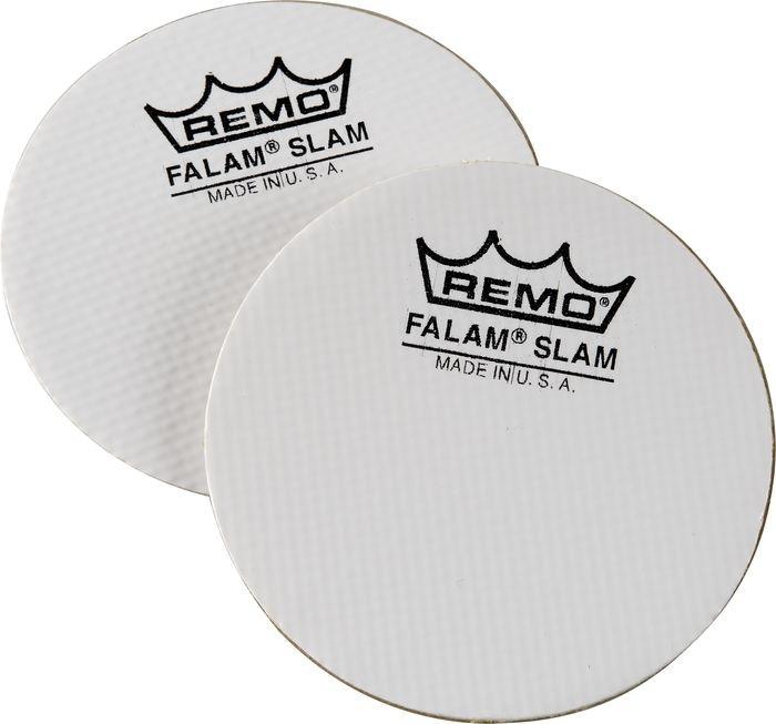 """REMO Patch, FALAM®, 4"""" Diameter, Single Kick Slam, 2 Pack"""