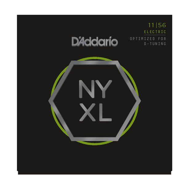 D'ADDARIO NYXL Medium Top / Extra Heavy Bottom 11-56
