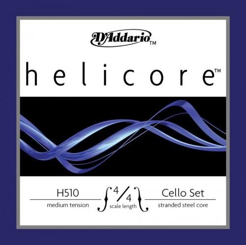 D´ADDARIO - BOWED H510 Helicore Medium 4/4