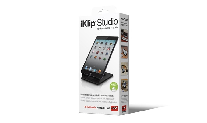 IK MULTIMEDIA iKlip Studio mini