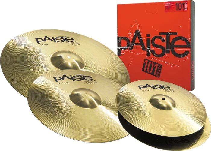 PAISTE 101 Brass Universal Set