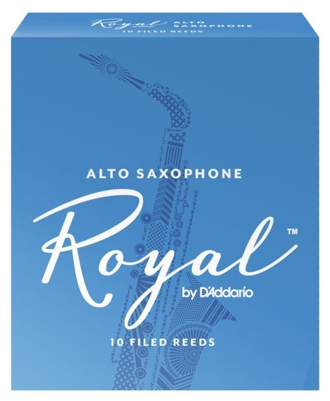 RICO RJB1035 Royal - Alto Sax 3.5 - 10 Box