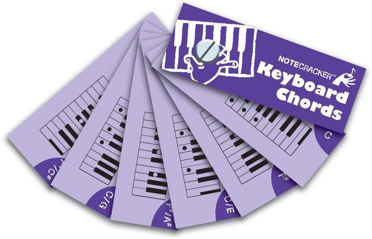 PUBLIKACE Notecracker Keyboard Chords