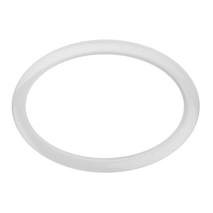 """DRUM O´S HOW6 Port Hole Ring 6"""" Oval - White"""