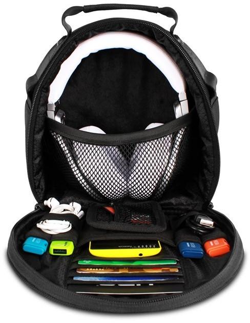 UDG Ultimate DIGI Headphone Bag White