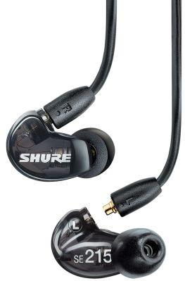 SHURE SE215-K-EFS