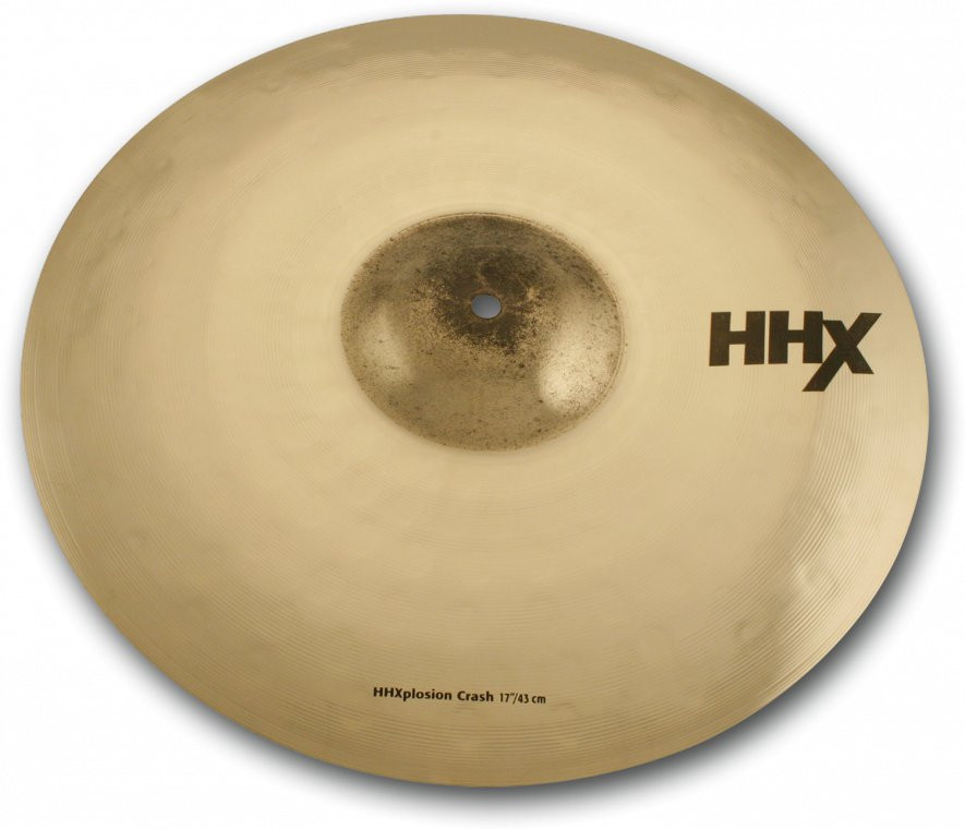 "SABIAN HHX X-Plosion Crash 18"""
