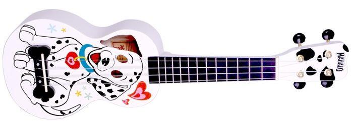 MAHALO MA1DA Dalmatian White