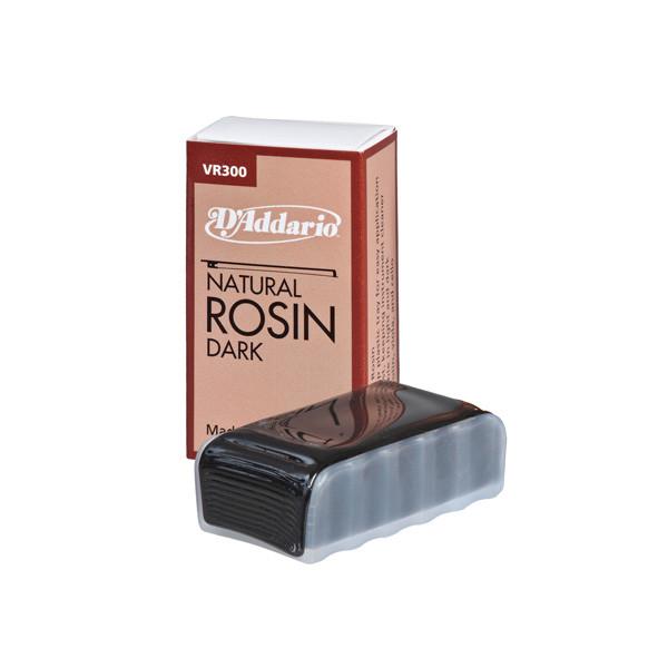 D´ADDARIO - BOWED Natural Rosin Dark VR300