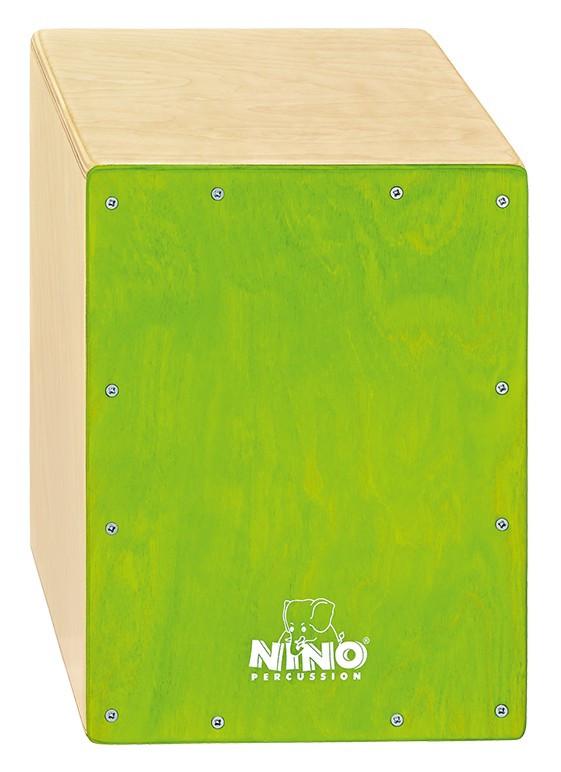 NINO PERCUSSION NINO950GR Cajon - Green