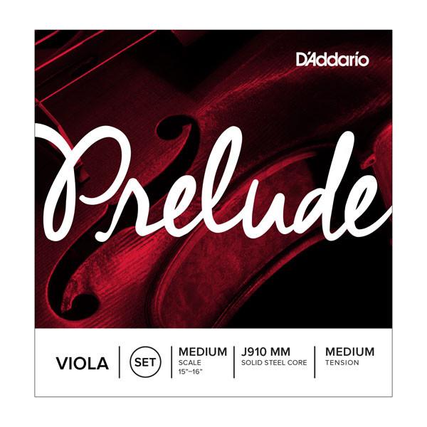 D´ADDARIO - BOWED Prelude Viola J910 MM
