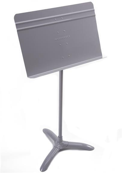 MANHASSET Model 48-GREY Symphony Stand - Grey