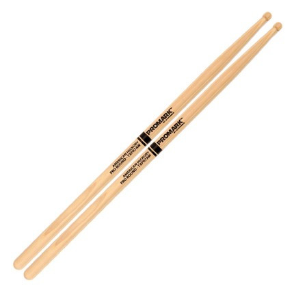 PRO-MARK TXPR7AW Hickory 7A Pro-Round Wood Tip